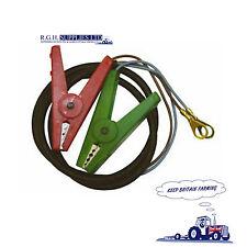 RECINZIONE Elettrificata Clip Coccodrillo-TERRA & LIVE Set