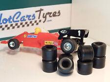 8  pneumatici per Polistil F1 Série champ 175 - IT