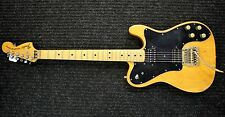 1974 Telecaster Deluxe USA Electric Guitar with Kahler 2 Humbuckers Booster Mod