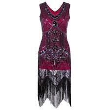 Polyester V-Neck Sleeveless Dresses for Women
