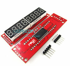 2Pcs Red Max7219 8-Digit Led Display Module Digital Tube for arduino