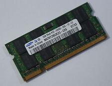 1GB Notebookspeicher Samsung M470T2953EZ3-CE6 PC2-5300 667MHz TOP! (N3)
