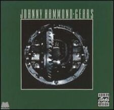 Gears - Hammond,Johnny (1996, CD NEUF)