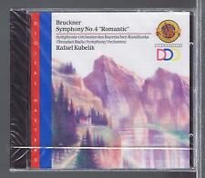 BRUCKNER CD NEW SYMPHONY No 4 RAFAEL KUBELIK