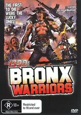 USED (LN) 1990: The Bronx Warriors ( 1990: I guerrieri del Bronx ) (DVD)