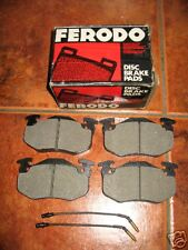 NEW BRAKE PADS - FITS: RENAULT FUEGO & 18 (1980-86)