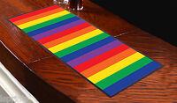 Arco Iris Colores Diseño Toalla de Bar Ideal Para El Hogar Cocktail Fiestas Pub