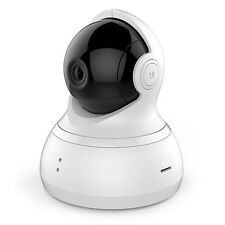 NEW SEALED YI Dome Camera Pan/Tilt/Zoom Wireless IP Security  System 720p HD