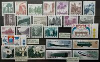CHINA 1980-1986 stamp collections in Superb/XF condition MNH