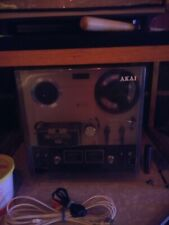 Akai Gx210d rare plastic front cover must see!!