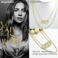 Movie A Star Is Born Lady GAGA Ally Pendant Necklace SuperStar Props Cosplay NEW