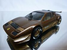 SOLIDO 44 FERRARI BB + CONVERSION KIT - METALLIC BROWN 1:43 - GOOD CONDITION