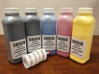 5 x Toner Refill for Konica Minolta Bizhub C350 C351 C450 Konica Minolta CF2203