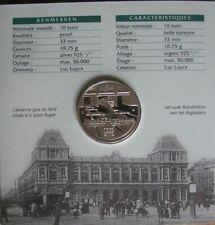 Belgie 10€ 2002 Noord-Zuid verbinding  (221)