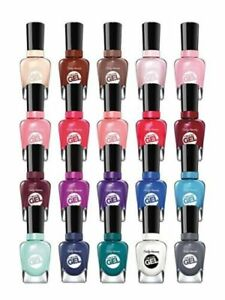 Sally Hansen Miracle Gel Nail Color - 0.5 Ounce - Choose your shade/color