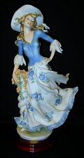 "Giuseppe Armani Figurine ""Lady Jane"" #0390C with Original Box"