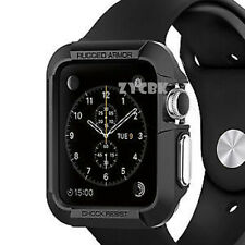 Fashion Apple Watch Protective Case Cover iWatch Bumper Protector Black 42mm