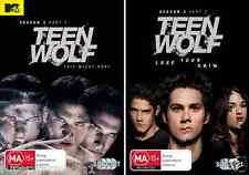 Teen Wolf COMPLETE SEASON 3 Parts 1 & 2 : NEW DVD