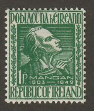Ireland 1949 #141 James Clarence Mangan - MNH