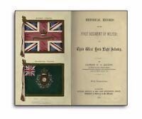 BRITISH ARMY LISTS 1661-1914  ~ 111 RARE MILITARY BOOKS on DVD MEDAL UNIFORM K4