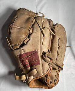 """Dave Concepción Rawlings Baseball Glove GJF10 12"""" Vintage"""