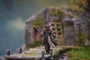 Nicht Preiser noch faller busch Jack Pirat H0 Minifigur miniatur sparrow
