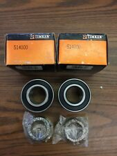 AE86 COROLLA GTS SET OF 2 REAR WHEEL HUB BEARINGS KOYO Toyota  OE