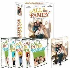 All in the Family The Complete Series DVD Disc Box Set Seasons 1- 9