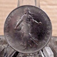 CIRCULATED 1960 1 FRANC FRENCH COIN (72817)1