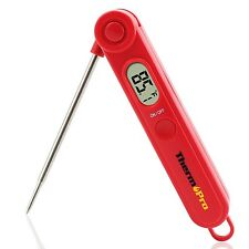 ThermoPro TP03A Digital Food Cooking Thermometer Instant Read Meat Thermomete...