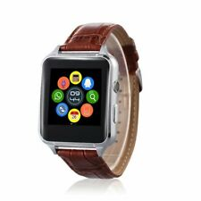 Bluetooth Smart Watch Wristband Mp3 Camera FM TF SIM Card Touch Screen Fashion