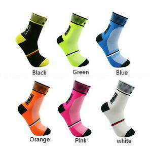 NEW  Mens Womens Riding Cycling Socks Bicycle sports socks Breathable Socks
