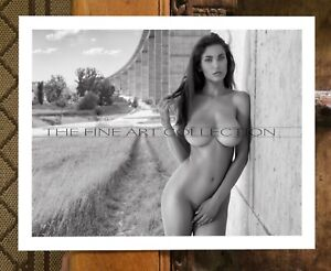 FINE ART PRINT- NUDE Woman_Outdoors - Limited Edition Collection!!