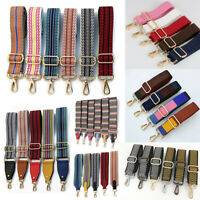 Colorful Wide Bag Strap for Women Shoulder Handbags Replacement Bag Accessories.