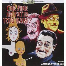 Armando Trovajoli - Che Fine Ha Fatto Totò Baby / Gli Onorevoli - Cd Nuovo