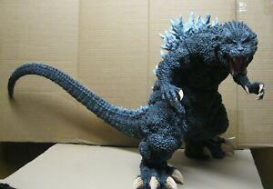 X-Plus Gigantic Series Godzilla GMK 2001 Vinyl Figure Built Model Kit Version