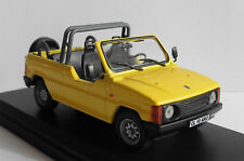 ARO 10 CL SPARTANA YELLOW ALTAYA 1/43 JAUNE GELB EAST CAR AUTO PAYS DE L'EST