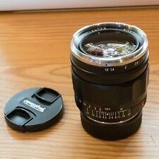 Mint Voigtlander NOKTON 35mm F1.2 Aspherical VM II
