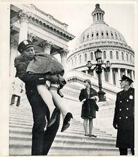 Photo de Presse Washington Police 1965