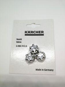 Karcher HDS 7/10 7/12 10/20 Pressure Power Washer Valves 2.884-512.0
