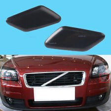 2x Right + Left Headlight Washer Cover Cap Front Bumper for VOLVO C30 2010-2013