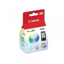 Canon CL-211 (2976B001) Color Ink Cartridge  For Pixma MP & MX Series Printers