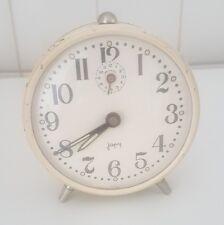 ANCIEN RÉVEIL MÉCANIQUE JAPY / HORLOGE PENDULE OLD CLOCK
