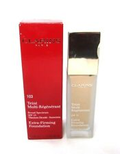 Clarins Extra Firming Foundation Broad Spectrum Spf 15 ~ 103 Ivory ~ 1.1 oz ~
