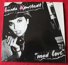 Linda Ronstadt, mad love, LP - 33 Tours
