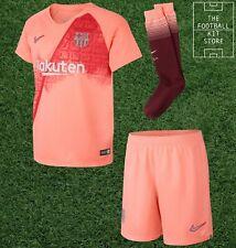 Nike Barcelona Third Kit Youth - Football Shirt Shorts Socks - Kids - All Sizes