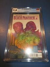 Rise of Black Panther #6 CGC 9.8 NM/M Gorgeous Gem Wow