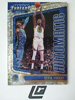 2018-19 Panini Threads Automatic Dazzle Kevin Durant #6 PSA Ready !!!!