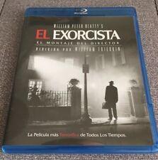 EL EXORCISTA MONTAJE DEL DIRECTOR EXTENDED DIRECTORS CUT 2000 - 1 BLURAY 132 MIN