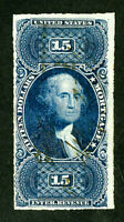 US Stamps # R97a VF Fresh Used Deep Color Rare Scott Value $3,750.00